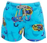 Trunks MC2 St Barth Blue Snorkel