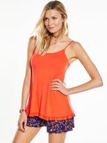 Very Frill Hem Holiday Cami