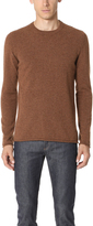 Billy Reid Cashmere Crew Sweater