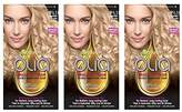 Garnier Hair Color Olia Oil Powered Permanent Hair Color, 9 1/2.1 Lightest,3 count (Packaging May Vary)