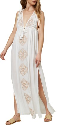 O'Neill Suerte Cover-Up Maxi Dress
