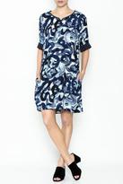Nümph Watercolor Shift Dress