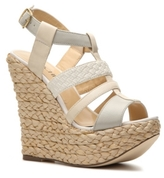 Luichiny Miss Daisy Wedge Sandal