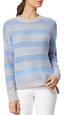 Habitual Hopper Mixed-Stitch Sweater