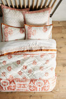 Anthropologie Trulli Quilt