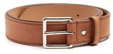 A.p.c. Paris Brushed-leather Belt