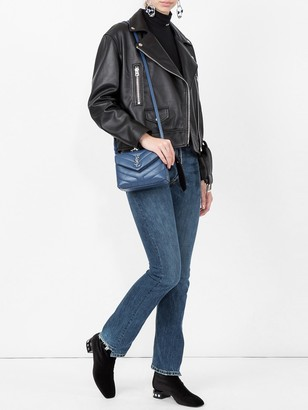 Vetements High Waisted Denim Jeans Blue