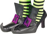 Forum Novelties Women's Wild 'N Witchy Adult Shoe Covers