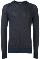 Barba crew neck jumper