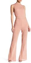 Wow Couture Jewel Trim Jumpsuit