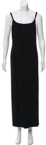 Chanel Sleeveless Wool Dress