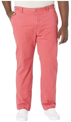 Polo Ralph Lauren Big & Tall Stretch Chino Pants (Nantucket Red) Men's Casual Pants