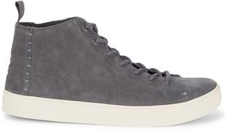 Toms Lenox Suede High-Top Sneakers