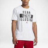 "Nike Jordan ""Fear Is an Illusion"" Men's T-Shirt"