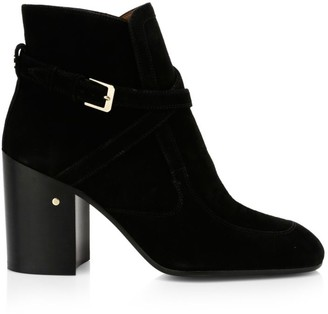 Laurence Dacade Tonia Suede Ankle Boots
