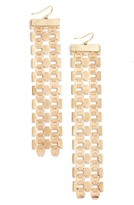 Vanessa Mooney Women's Highway Drop Earrings
