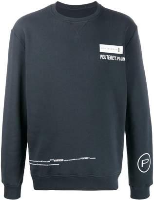 Peuterey Corbett crew neck sweater