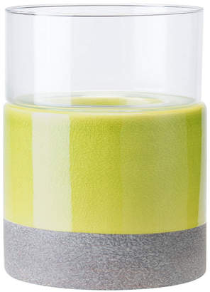 ZUO Stoneware Small Candle Holder