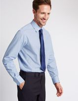 Marks and Spencer 2 Pack Easy to Iron Regular Fit Shirts