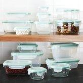 Crate & Barrel OXO ® Snap 30-Piece Glass/Plastic Storage Set