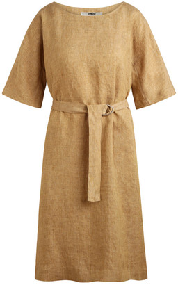 Zenggi Beige Delave Loose Dress - xs