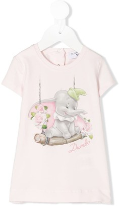 MonnaLisa Dumbo printed T-shirt