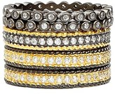 Freida Rothman Women's 'The Standards' Stackable Rings (Set Of 5)