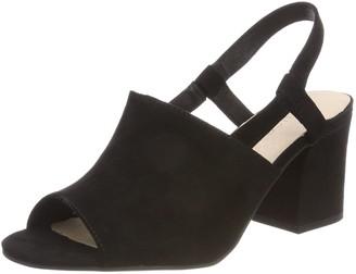 Bianco Women 20-49679 Heels Sandals Black Size: 6 UK