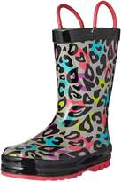 Western Chief Groovy Leopard Rain Boots