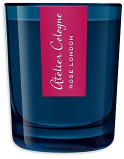 Atelier Cologne Rose London Home Candle 6.35 oz.