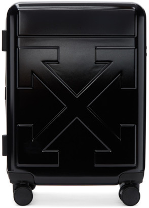 Off-White Black Arrows Trolley Carry-On Suitcase