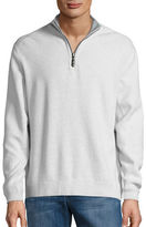 Tommy Bahama New Flip Side Pro Reversible Quarter-Zip Sweater