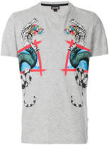 Just Cavalli animal print T-shirt