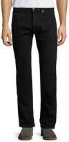 Etro Regular-Fit Straight-Leg Jeans, Black