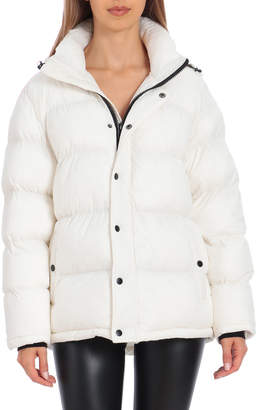 Bagatelle Water-Resistant Hooded Puffer Coat