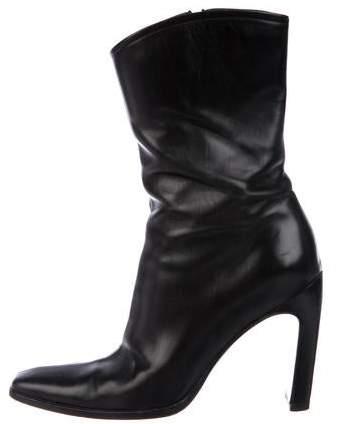 e07b79ad3 Gucci Square Toe Women's Boots - ShopStyle