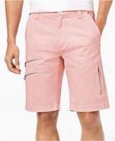 INC International Concepts I.n.c. Men's Zip-Detail Shorts, Created for Macy's