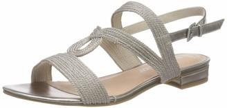 Marco Tozzi Women's 2-2-28185-34 Ankle Strap Sandals