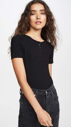 3x1 Slim Knit Henley