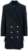 Isabel Marant 'David' double breasted coat