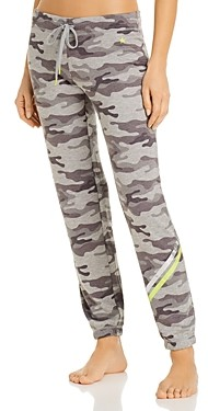 PJ Salvage Camouflage Printed Jogger Pants