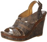 Bed Stu Women's Gayle Wedge Sandal