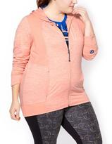 Penningtons Essentials - Plus-Size Zip Up Hoodie