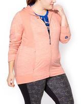 Penningtons Essentials - Plus-Size Zip Up Hoodie