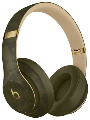 Beats by Dr Dre Studio3 Wireless Over-Ear Headphones Camo Collection - Forest