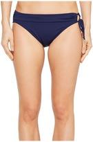 Tommy Bahama Pearl Hipster Bikini Bottom with Ring Women's Swimwear