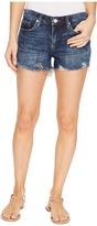 Blank NYC Denim Cut Off Shorts in Bits and Pieces Women's Shorts