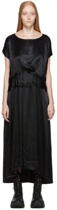 Ann Demeulemeester Black Tiriel Dress