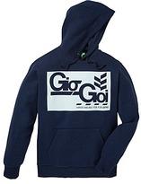 Gio-Goi Gio- Goi Standing Hoody Long