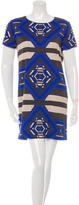 Mara Hoffman Geometric Print Shift Dress